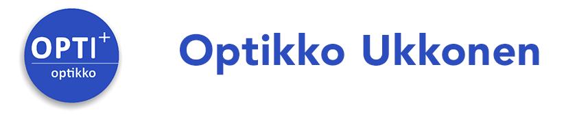 Optikko Ukkonen Logo